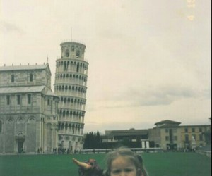 italy, funny, and Pisa image
