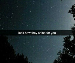 bright, shine, and stars image