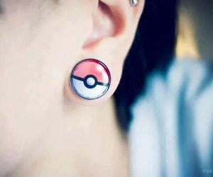 pokemon, piercing, and boy image