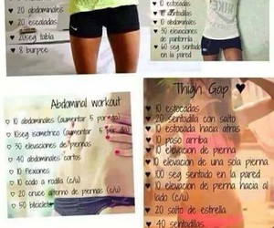 body and workout image