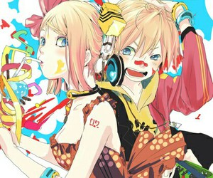 vocaloid, anime, and girl image