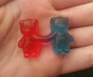 bears, candy, and food image