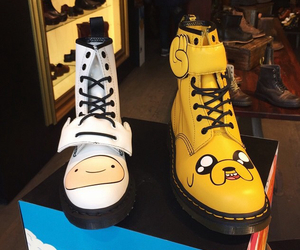 boots, shoes, and adventure time image