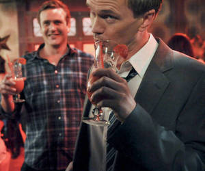 Barney Stinson, how i met your mother, and himym image