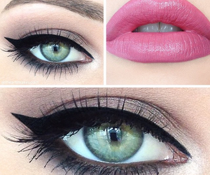 eyes and lips image