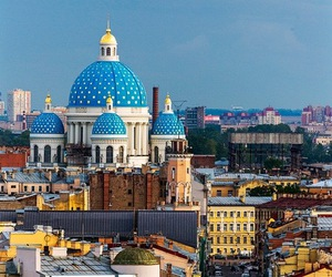cathedral, st. petersburg, and worship image