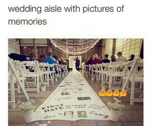 memories, wedding, and Dream image