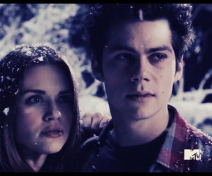 teen wolf, holland roden, and stiles stilinski image