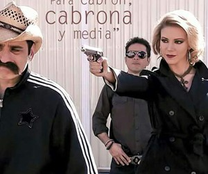 mujeres, cabrona, and monica robles image