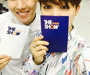 bts, jimin, and j-hope image