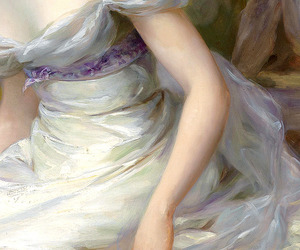 the three graces and edouard bisson. image
