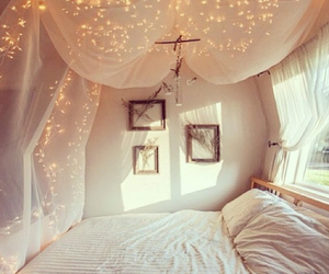 bedroom, cozy, and calm image