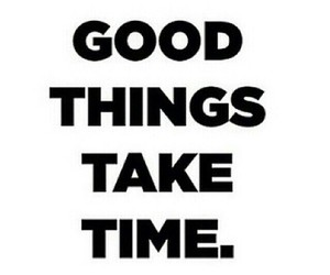 quote, time, and good image