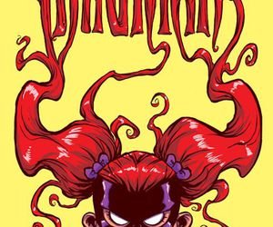 Marvel, medusa, and skottie young image