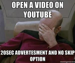 video, youtube, and funny image
