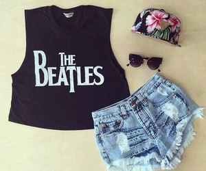 fashion, girl, and hipsters image