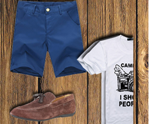 casual, look, and men image