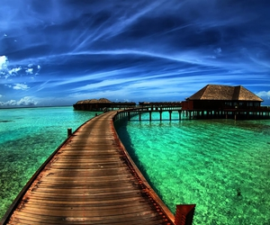 beach, Caribbean, and breathless image