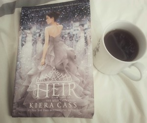 books, kiera cass, and the selection image