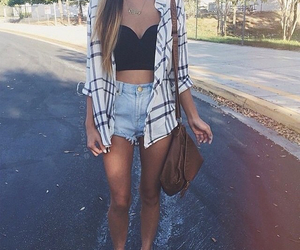 chill, outfit, and short image