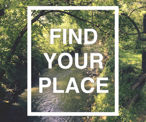 place, find, and quotes image