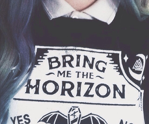 bmth, bring me the horizon, and purple image