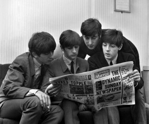 the beatles, Paul McCartney, and beatles image