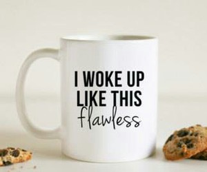 flawless, coffee, and morning image
