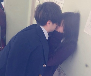asian, korean, and love image
