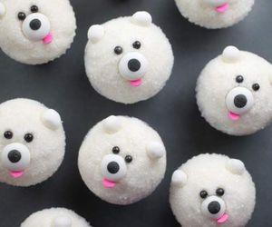 cupcake and polar bears image