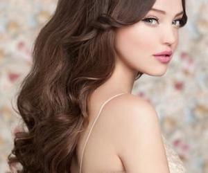 hair, pink, and princess image
