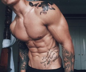 abs, healthy, and holidays image