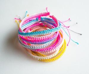 bracelet, cute, and simple image
