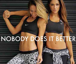 fit, fittness, and girl image