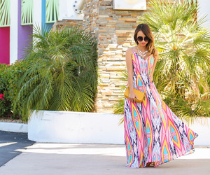 colorful, dresses, and girl image