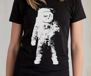 apollo 11, space, and shirt image