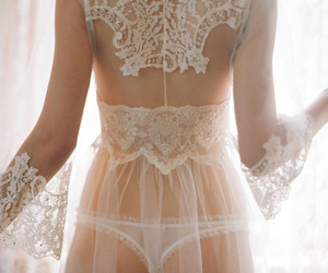 K, lace, and mariage image