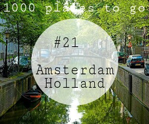 amsterdam, freedom, and holland image