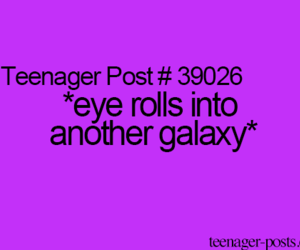 eye, funny, and galaxy image