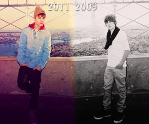 justin bieber and 2011 image