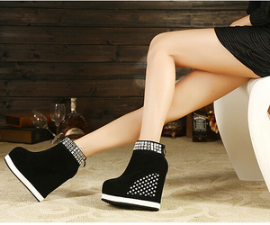 Fashion girls, shoes, and shoes black image