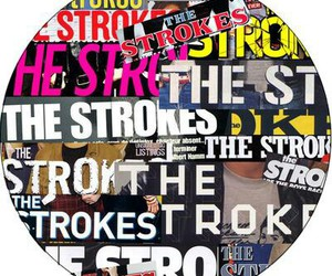 rock and the strokes image