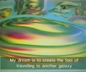 galaxy and Dream image