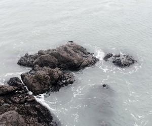 ocean, aesthetic, and indie image