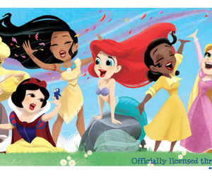 disney, princess, and pocket princesses image