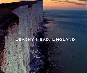 beachy head, beautiful, and travel image