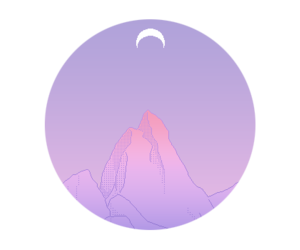 moon, pastel, and cute image