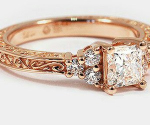 accessoires, diamond, and ring image