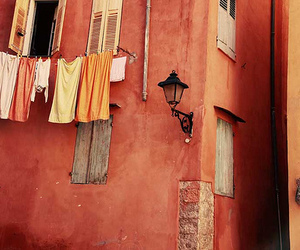 home, red, and terracotta image