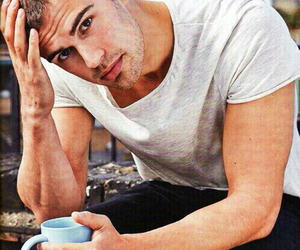boy, Hot, and theo james image